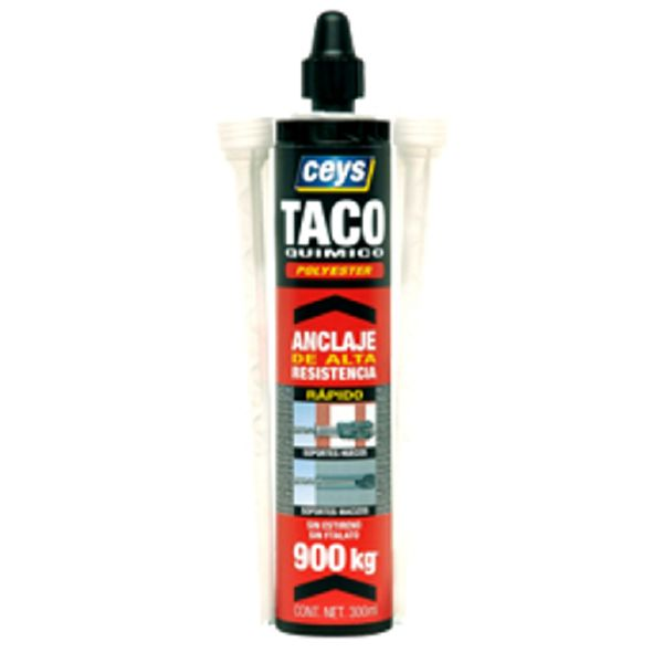 TACO QUIMICO POLYESTER 300ml